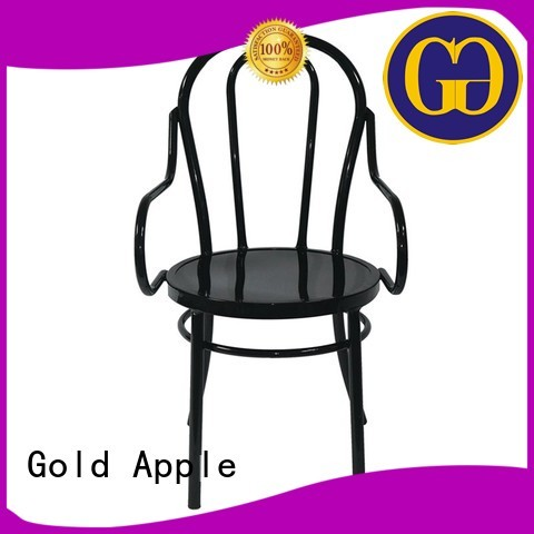 low wood wooden patio chairs wire outdoor Gold Apple company