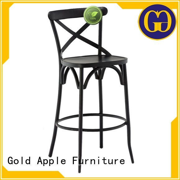 low ash sale outdoor stools home Gold Apple Brand