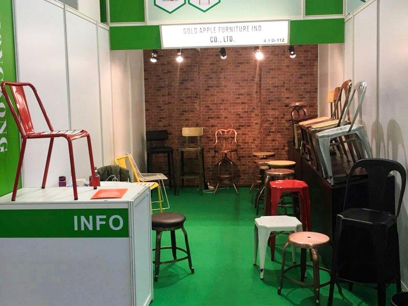 Cologne Spoga furniture show 2017