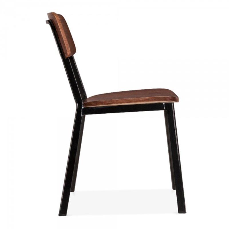 Wood Designer Restaurant Dinning Room Living Room Chair GA3001C-45STW