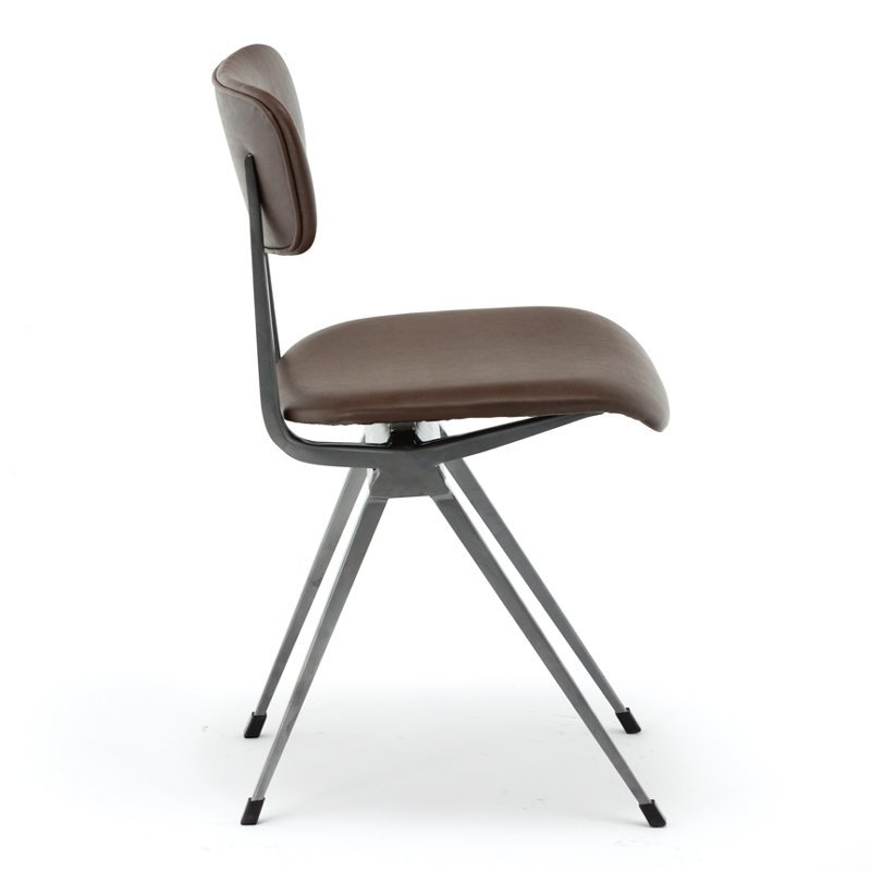 Wholesale Brown Leather Chair With Cushion GA2901CP