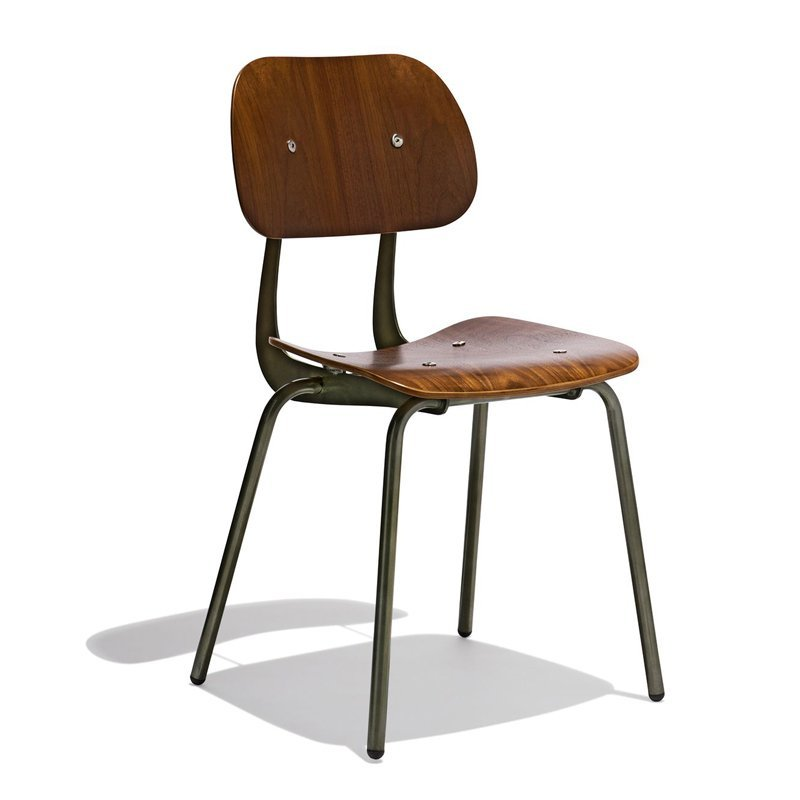 Factory Supply Bent Plywood Chairs For Restaurant GA3501C