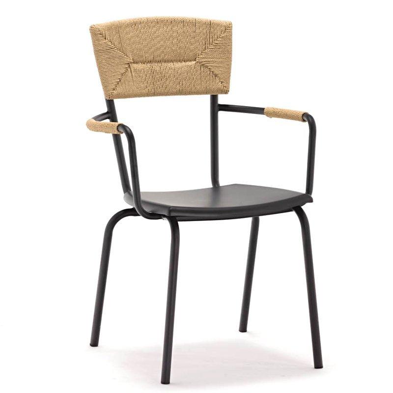 Unique design outdoor Tree Branch Pattern Stackable Forest  Chair GA2801C-45STT