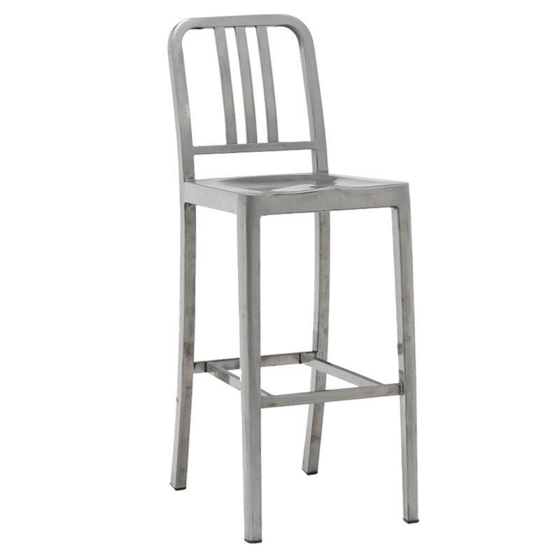 Comfortable New Navi Metal Bar Chairs GA1001C-75ST