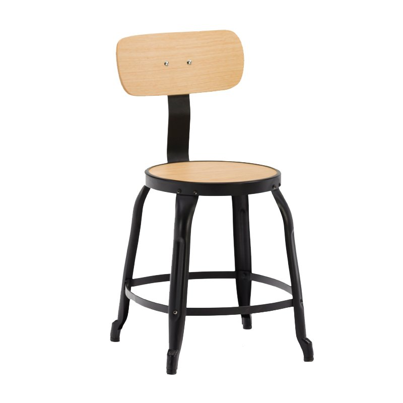 Modern Plywood Round Table Chairs Sets GA301T