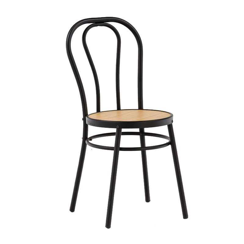 Modern Industrial Cafe Restaurant Cafe Used Dining Chairs GA901C-45STW