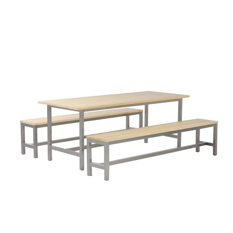Durable Wood Outdoor Garden Furniture Dining Table