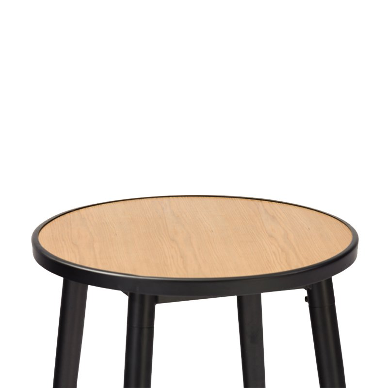 Modern Copine Round Dining Table With Metal base GA901T