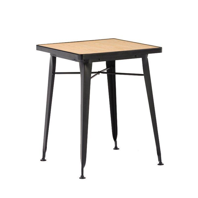 Industrial Design Square Dining Table For Restaurant GA501T
