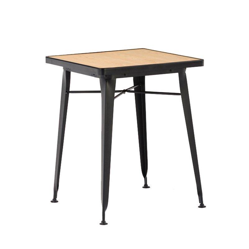 Industrial Design Square Dining Table For Restaurant GA501T