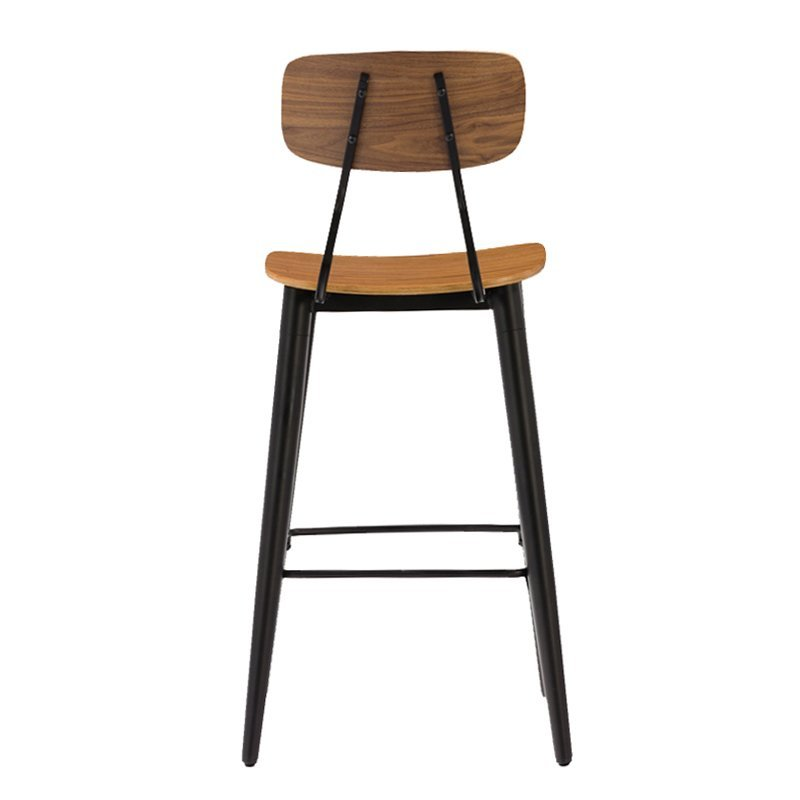 wrought iron painting high bar stools chairs for night club GA2001C-75STW