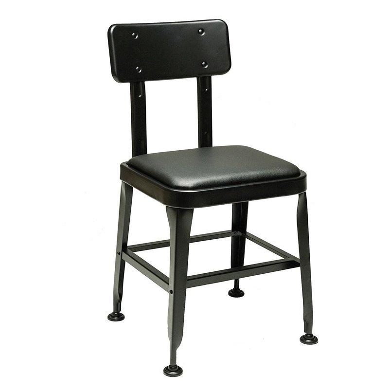 Modern Hotel Restaurant Dining Room Upholstered Chair GA501C-45STP