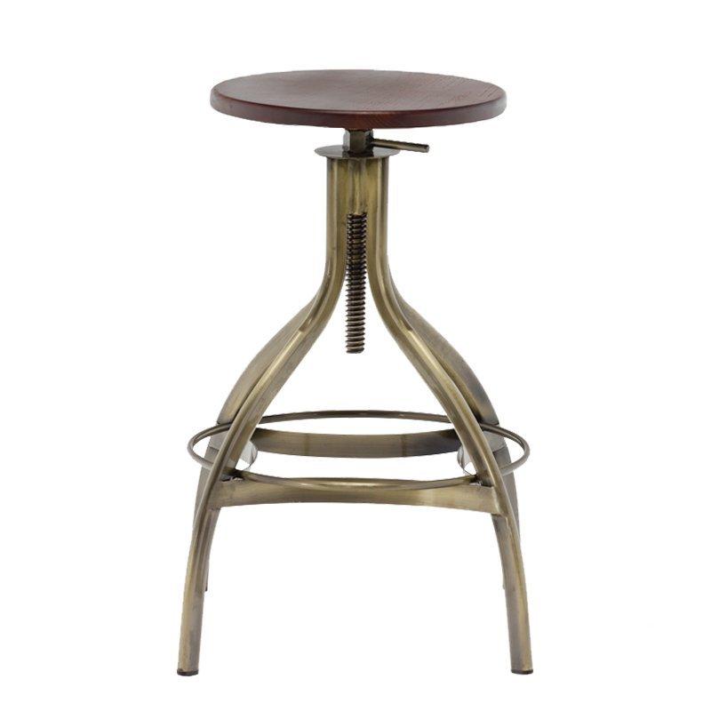 Factory Supply Bar Furniture Cafe Steel Bar Stool GA606C-65STW
