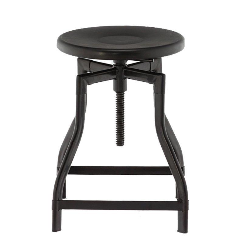 Adjustable bar stool fashion swivel bar chair moon lift bar stools china GA601C-45ST