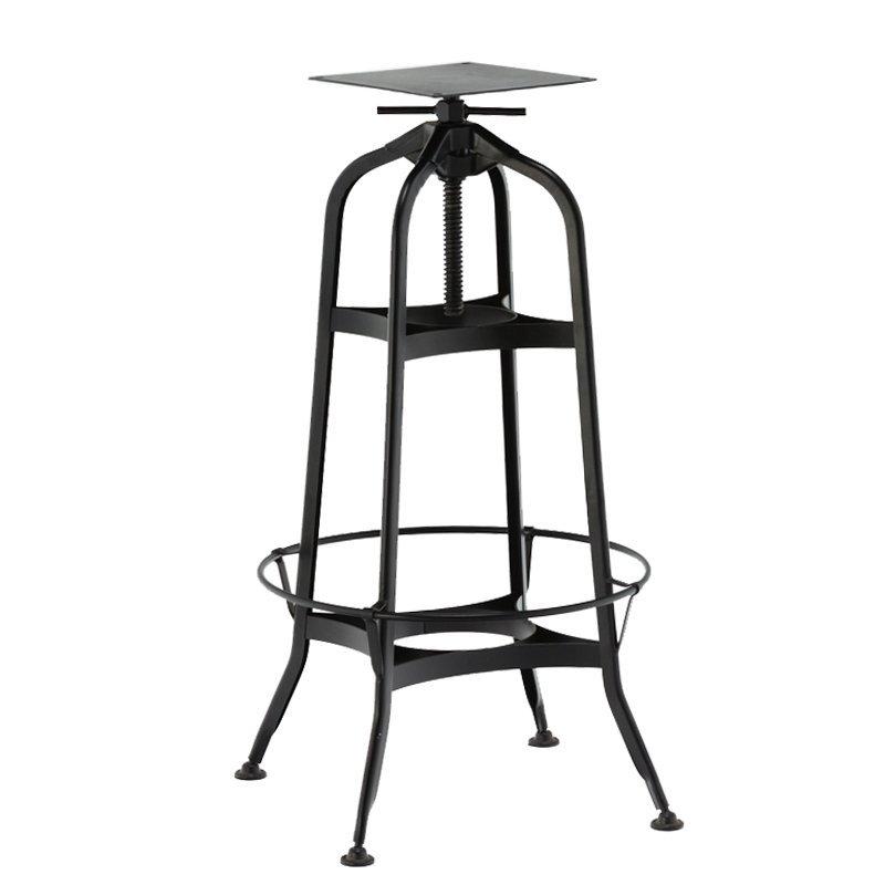 Adjustable Industrial Style Swivel Metal Bar Table Legs GA401BT