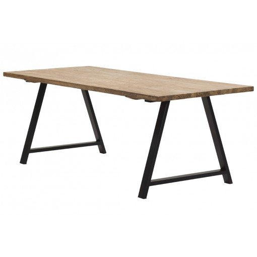 Restaurant Furniture Solid  Wood Long Table GA701T