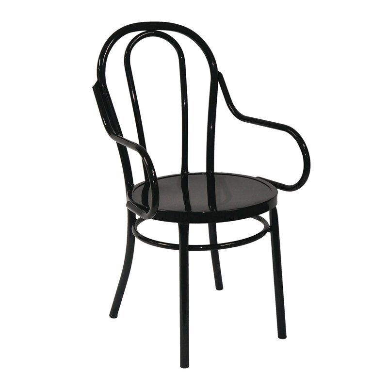 Kitchen Dining Chairs Steel Dinner Chair GA901BC-45ST