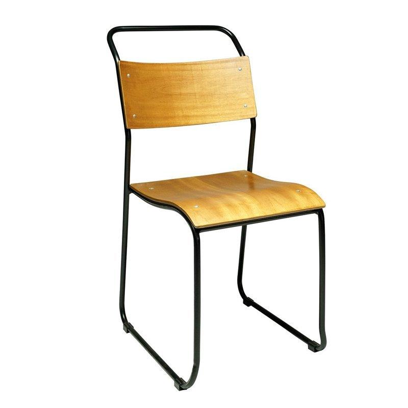 Wooden  Bistro Chair GA2302C-45STW