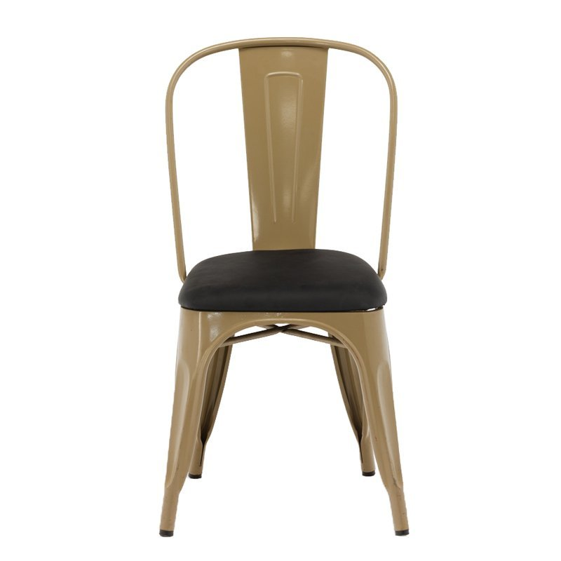 Home Furniture Leather Dining Chairs GA101C-45STP