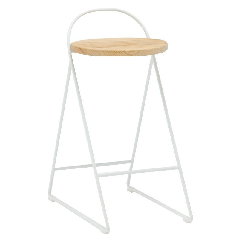 Bistro plywood dinning chair, modern cafe chair, restaurant stackable standard chair-65STW