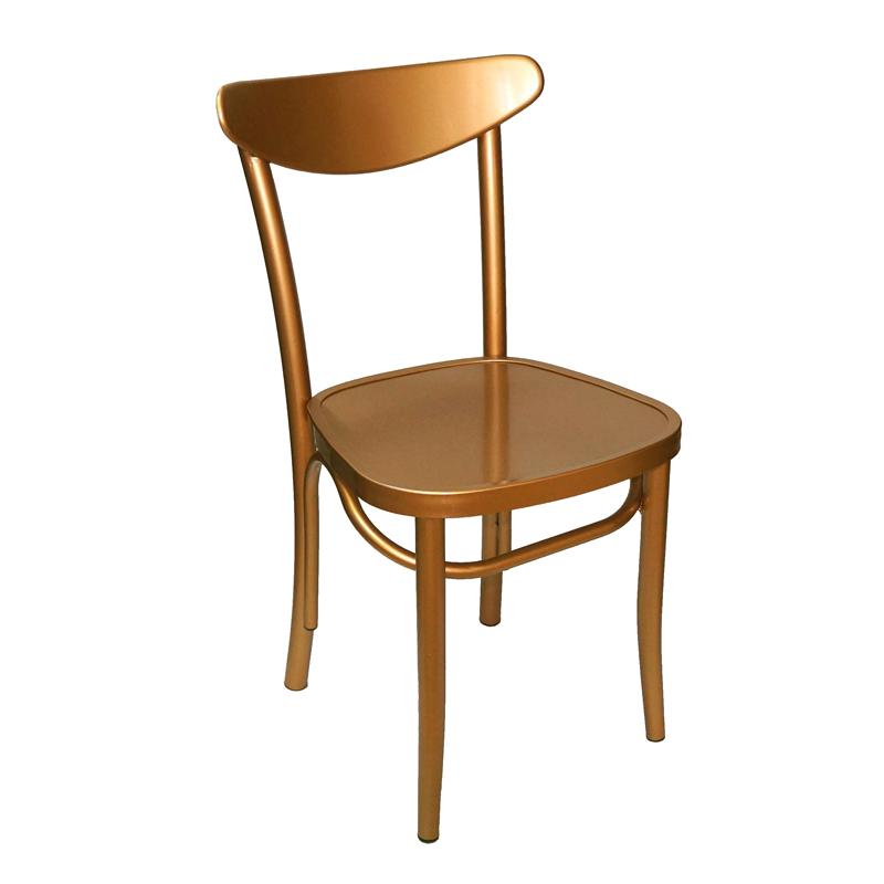 Leisure time coffee modern outdoor hotel garden elegant rattan arm chair GA1301C-45ST