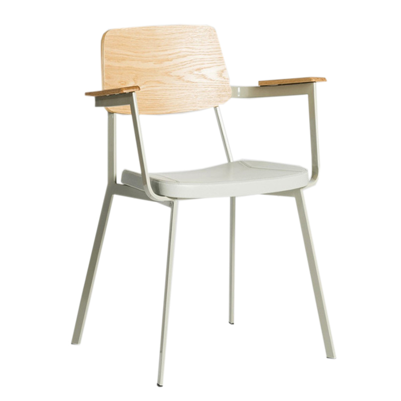 Comfortable Cafe Dining Arm Chair With Cushion GA3001CP