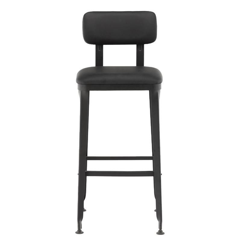 Wholesale cheap metal bar furniture,bar chair for heavy people GA501C-75STP