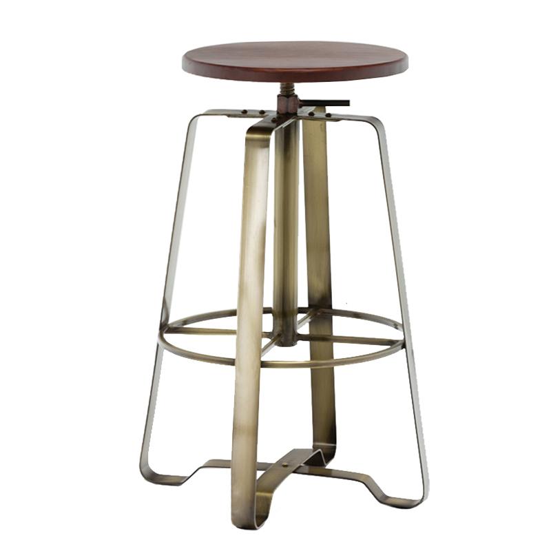 2018 Latest Design Commercial Furniture High Chair Bar Chair Pub Stools GA607C-65STW