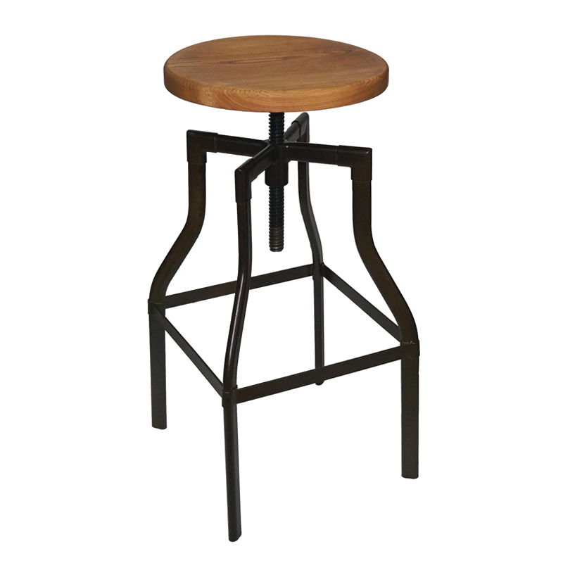 new design cheap metal dining room bar stool suppliers GA601C-65STW