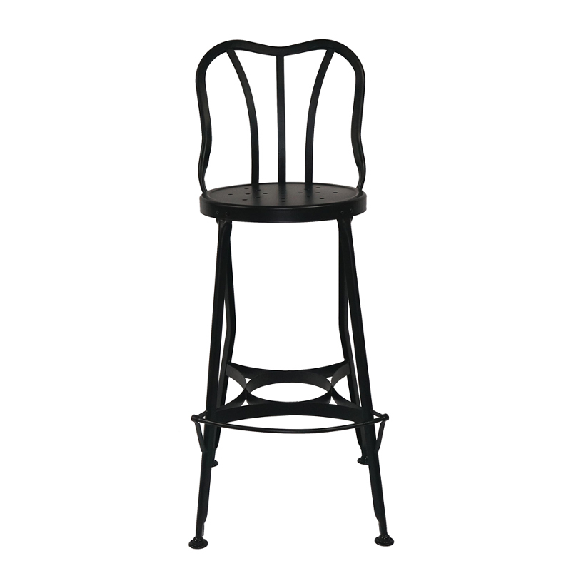 Metal Bar Stool High Chair GA404C-65ST