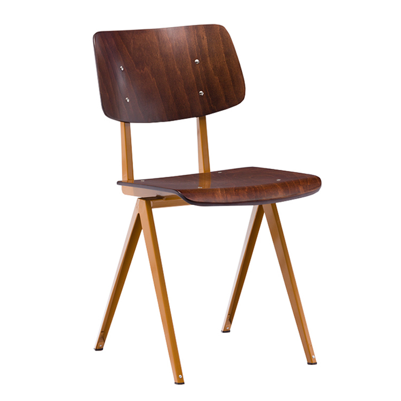 Wooden cafe chair GA2901BC