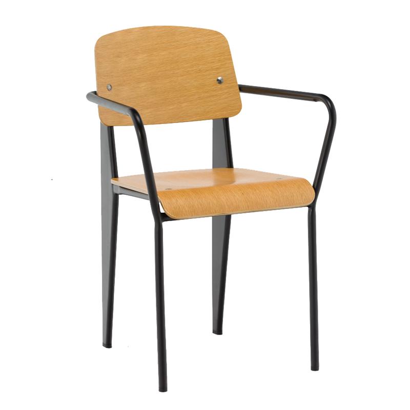 Industrial Furniture Chair Dining Chair GA1701BC-45STW
