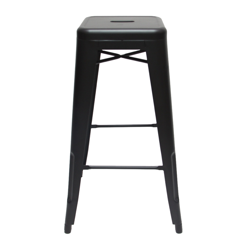 Industrial Bar Height Stool Backless Stool 201C-75ST