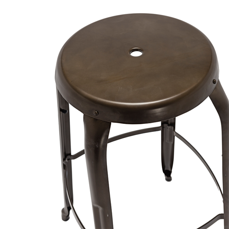Stacking Metal High Stool for Outdoor GA301C-65ST