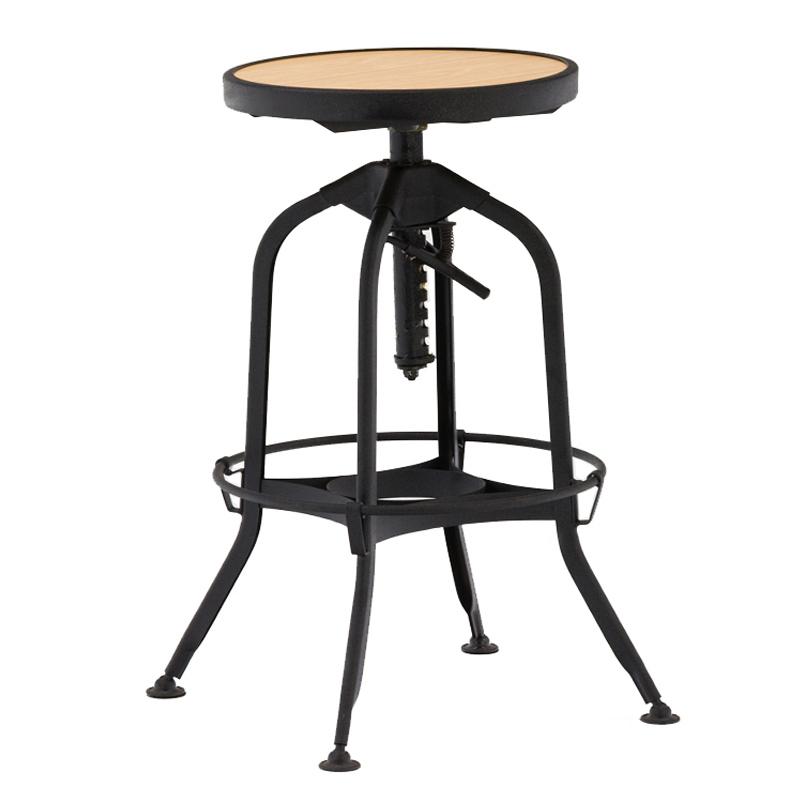 Modern Design Adjustable Kitchen Bar Stool Chairs GA401C-65STPW