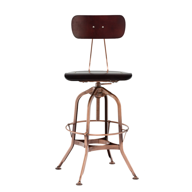 2018 Modern antique industrial furniture bar stool View larger image 2018 Modern antique industrial furniture bar stool 2018 Mod