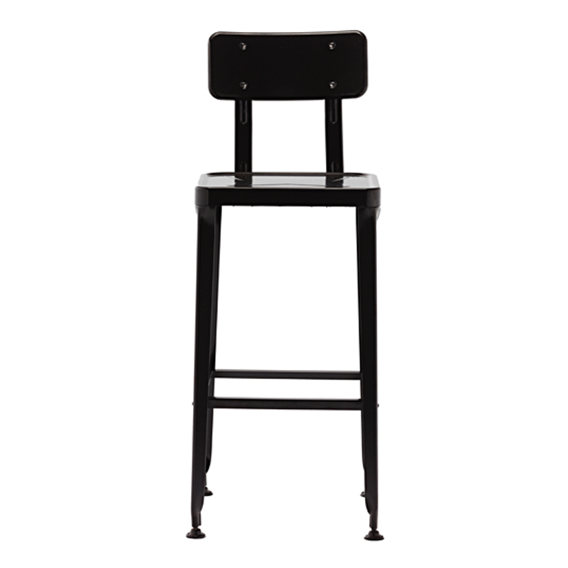 Metal restaurant & bar furniture lyon high bar chairs for sale GA501C-65ST