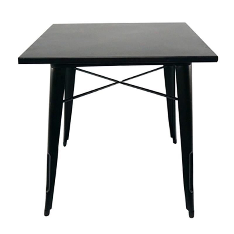 Industrial Steel Restaurant Table GA101T