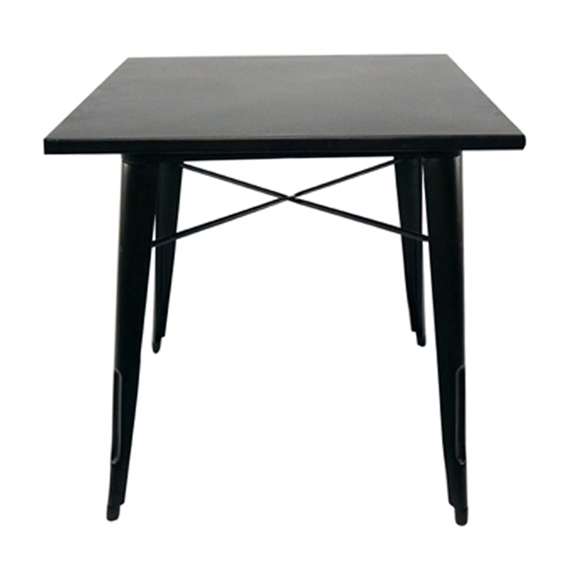 Industrial Steel Restaurant Table GA101T