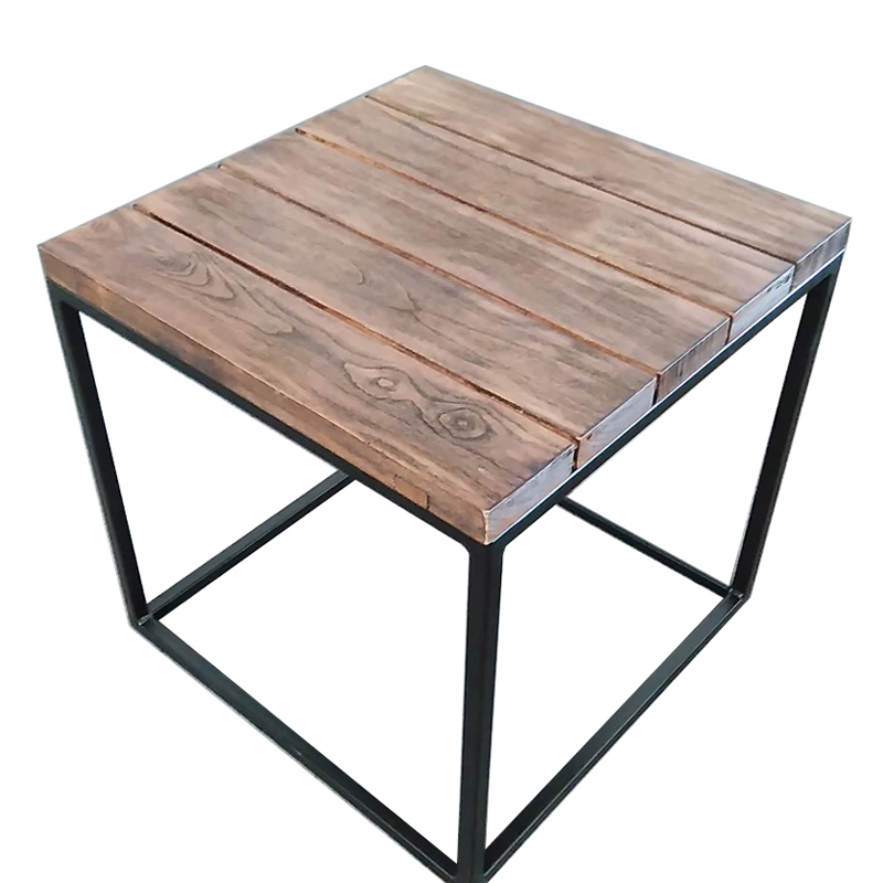 Modern Rectangle solid ash wood coffee table, living room wooden table GA604T