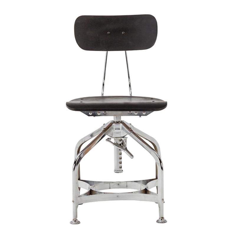Vintage Industrial Bar stool  Plywood Bar Chair GA402C-45STW