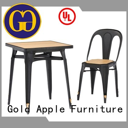 4 person dining table set table Bulk Buy tables Gold Apple