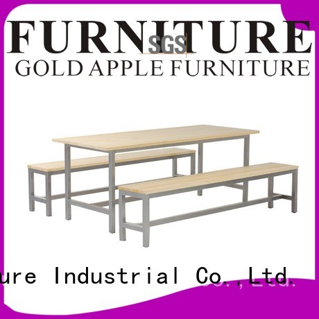 Quality Gold Apple Brand outdoor dining table and chairs marble outdoor