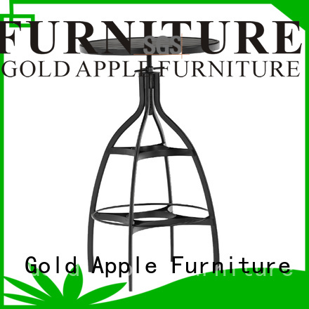 outdoor bar quality modern bar table dining Gold Apple Brand