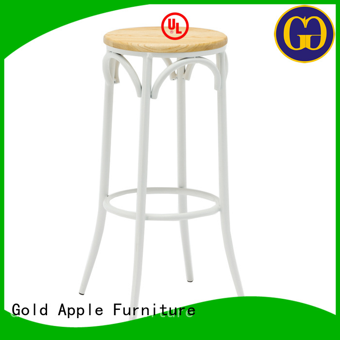 wooden stool chair low stools Warranty Gold Apple