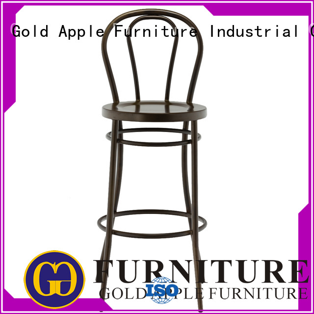 Gold Apple Brand sale general outdoor stools chair factory