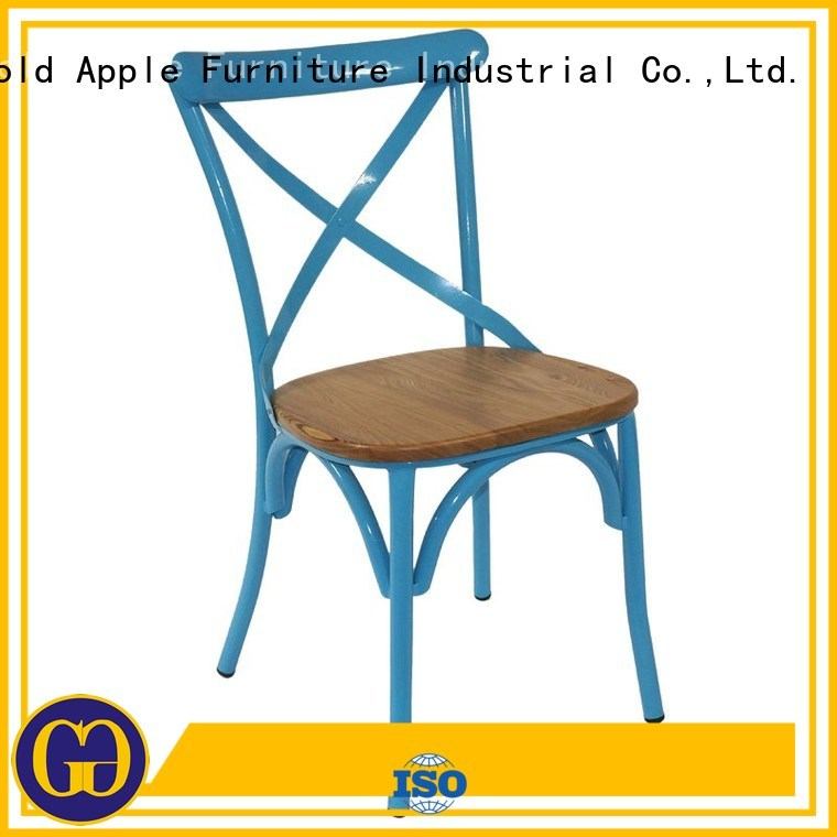 top wooden wooden chair manufacturers coffee Gold Apple Brand