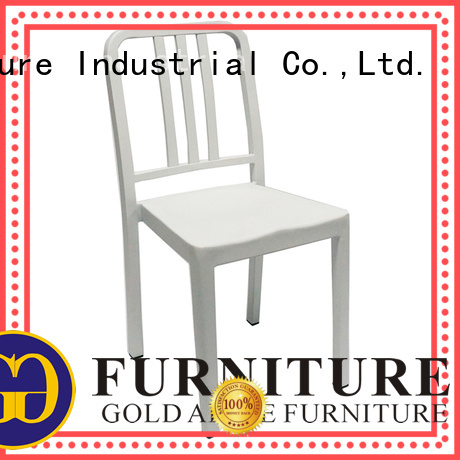 conference aluminum stacking chairs design Gold Apple company