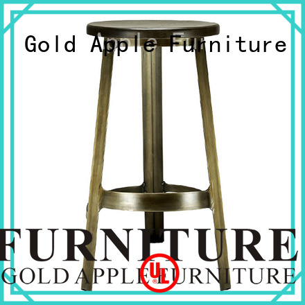 Quality Gold Apple Brand tall counter stools height