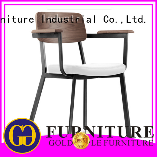 stackable stacking conference furniture Gold Apple Brand stackable office chairs supplier